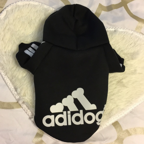 exclusive range uk cheap sale great quality 🐾 Adidog Dog Hoodie Small NWT